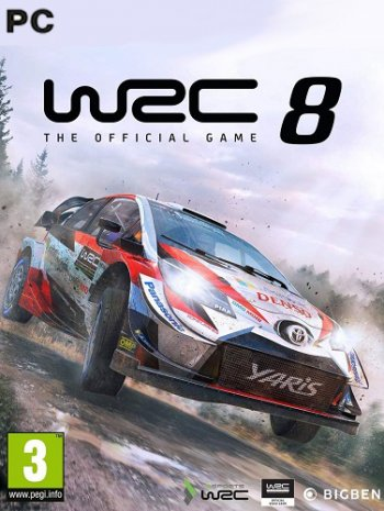 WRC 8 FIA World Rally Championship (2019/PC/Русский), Лицензия