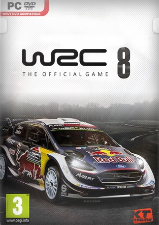 WRC 8 FIA World Rally Championship (2019/PC/Русский), RePack от xatab