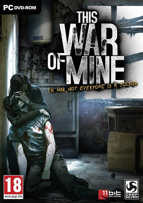 This War of Mine [v 6.0.0.s3815.a10840 + DLCs] (2014/PC/Русский), Лицензия