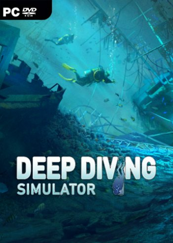 Deep Diving Simulator [v 1.19 + DLC] (2019/PC/Русский), Лицензия