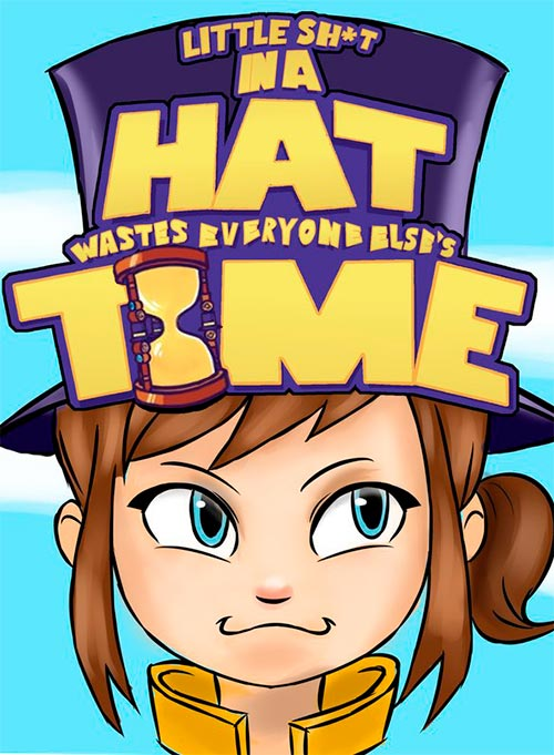 A Hat in Time [1.11] (2017/PC/Русский), Лицензия