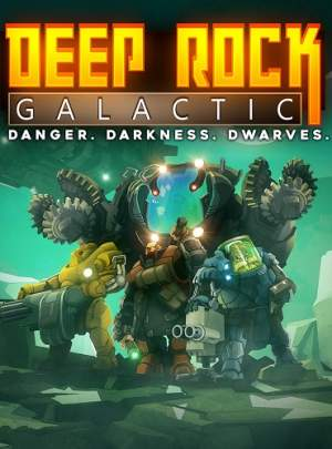 Deep Rock Galactic [v 0.24.30509.0, Early Access] (2018/PC/Русский), RePack от Pioneer