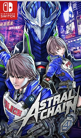 ASTRAL CHAIN [1.0.1] (2019/PSP/Русский)
