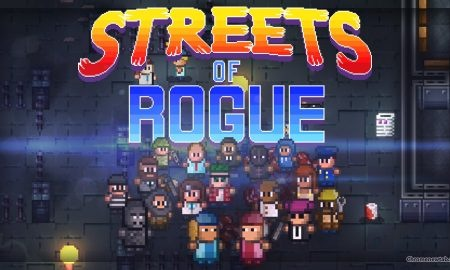 Streets of Rogue [v 84e] (2017) PC | RePack