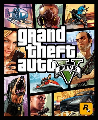 GTA 5 / Grand Theft Auto V [v 1.0.1180.1] (2015) PC | RePack от FitGirl