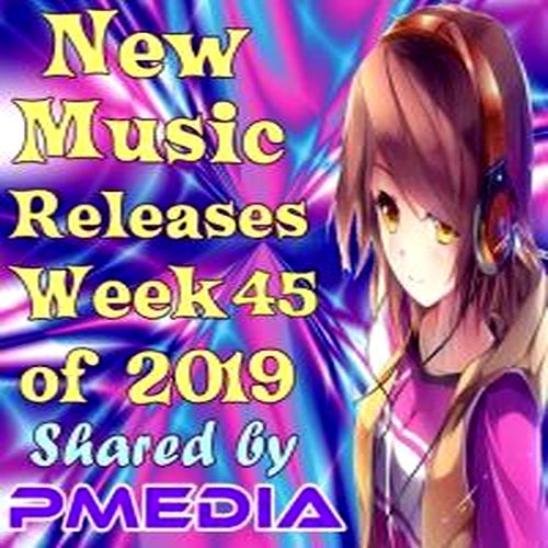 VA - New Music Releases Week 45 of 2019 (2019) MP3
