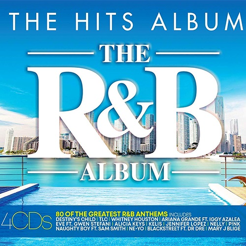 VA - The Hits Album: The R&B Album [4CD] (2019/MP3)
