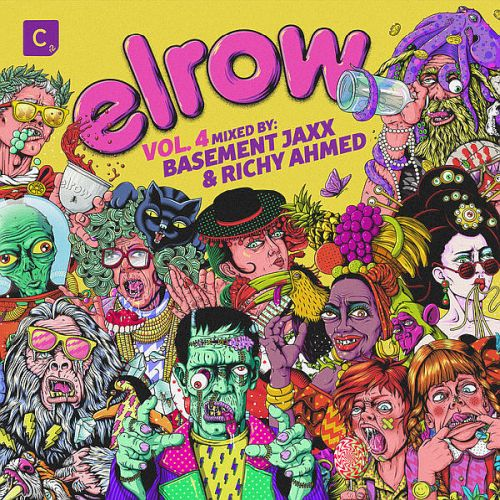 VA - Elrow Vol. 4 [Mixed by Basement Jaxx and Richy Ahmed] (2019/MP3)