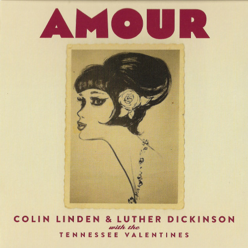 Colin Linden & Luther Dickinson - Amour (2019/MP3)
