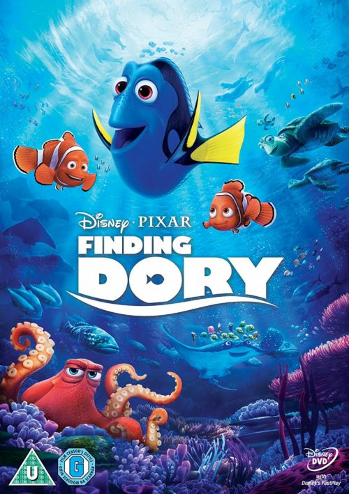 В поисках Дори / Finding Dory (2016/BDRip) 1080p, Лицензия