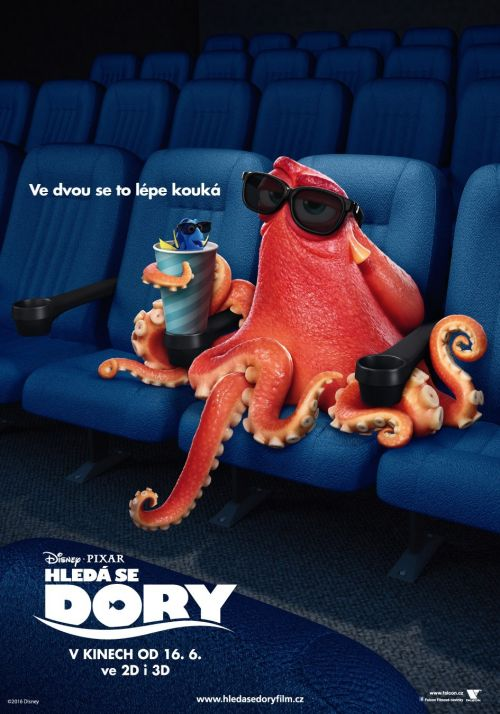 В поисках Дори / Finding Dory (2016/BDRip) 720p, Лицензия