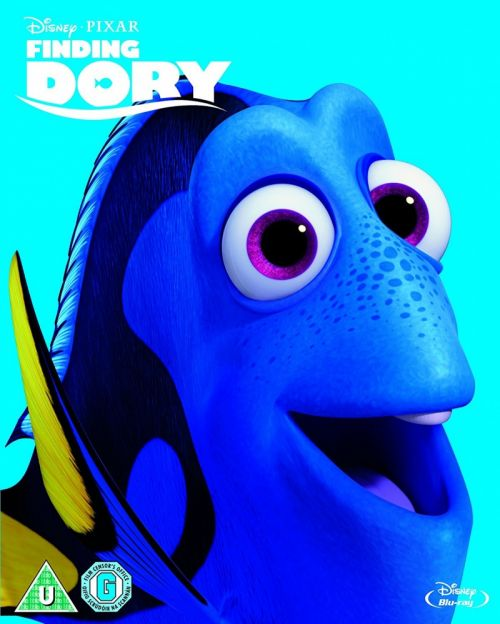 В поисках Дори / Finding Dory (2016/BDRip), Лицензия