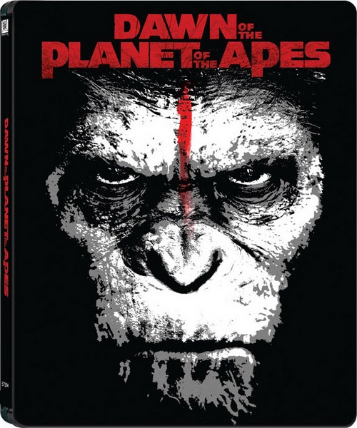 Планета обезьян Революция / Dawn of the Planet of the Apes (2014/BDRip) 720p от Leonardo and Scarabey, Лицензия