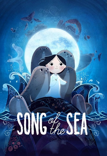 Песнь моря / Song of the Sea (2014/BDRip) 1080p