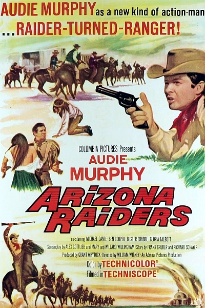 Всадники из Аризоны / Arizona Raiders (1965/WEBRip)