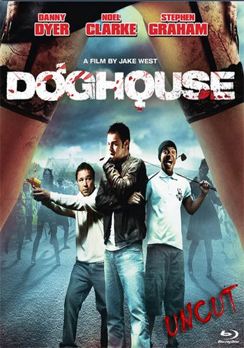 Попали! / Doghouse (2009/HDRip), Лицензия