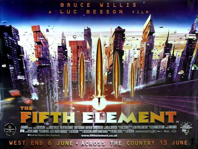Пятый элемент / The Fifth Element (1997/BDRip/1080p)