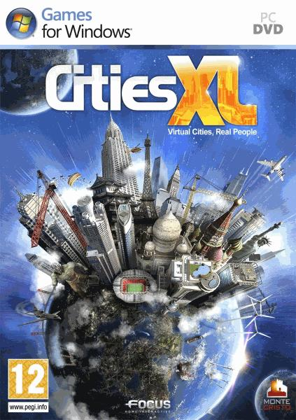 Cities XL 2011 (2010/PC/Русский)