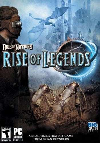 Rise of Nations Rise of Legends (2006/PC/Русский)