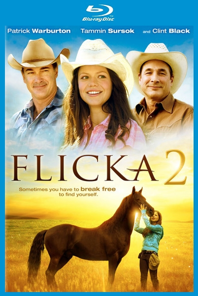 Флика 2 / Flicka 2 (2010/BDRip) 720p