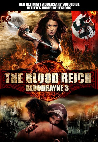 Бладрейн 3 / Bloodrayne The Third Reich (2010/DVDRip)