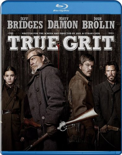 Железная хватка / True Grit (2010/HDRip), Лицензия