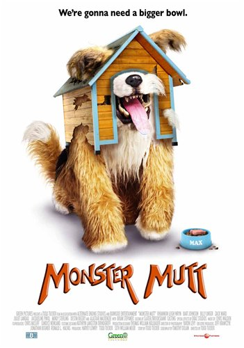 Лохматое чудище / Monster Mutt (2011/DVDRip)