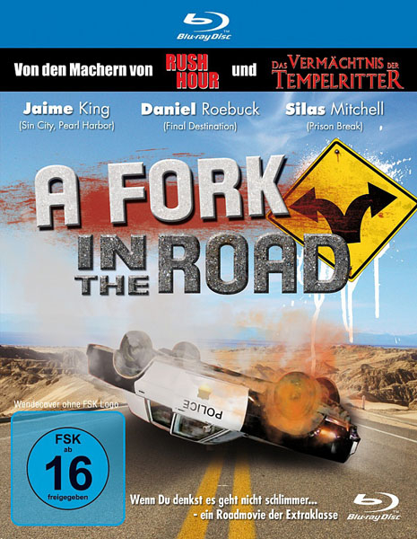 Развилка на дороге / A Fork in the Road (2010/HDRip)