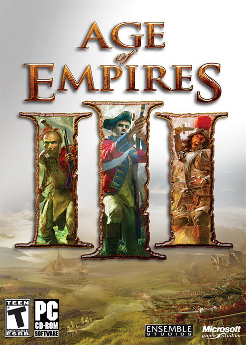 Age of Empires III (2007/PC/Русский), RePack от R.G. Revenants