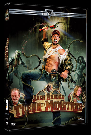 Джек Брукс / Jack Brooks Monster Slayer (2007/DVDRip)