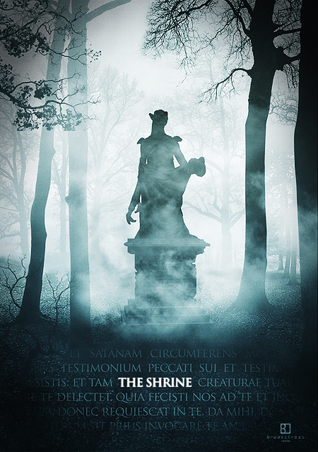 Гробница / The Shrine (2010/DVDRip)