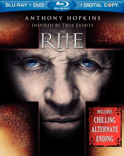 Обряд / The Rite (2011/HDRip), Лицензия