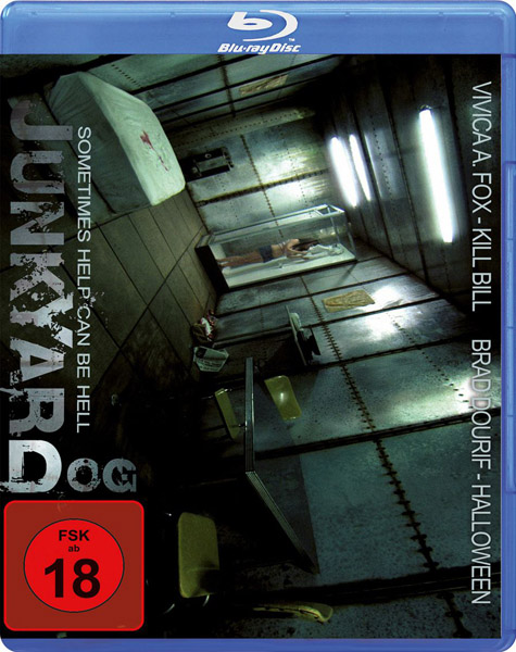 Цепной пес / Junkyard Dog (2010/HDRip), Лицензия