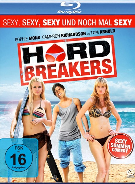 Красотки / Hard Breakers (2010/HDRip), Лицензия