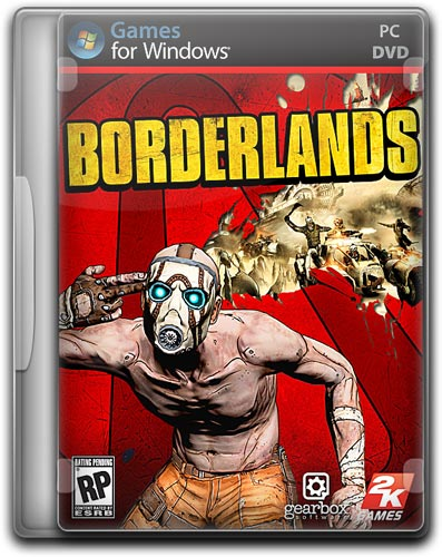 Borderlands (2009/PC/Русский), RePack