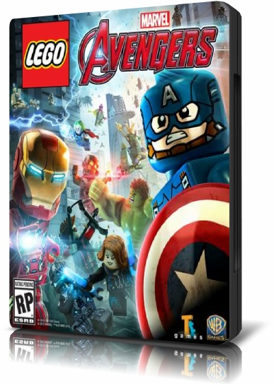 LEGO Marvel Мстители / LEGO Marvel's Avengers (2016/PC/Русский), Лицензия