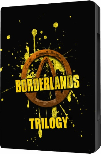 Borderlands Trilogy (2011-2014/PC/Русский), Repack от R.G. Механики