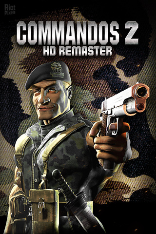 Commandos 2 HD Remaster [v 1.08] (2020) PC | Лицензия
