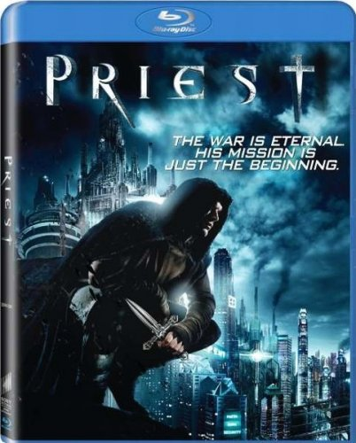 Пастырь / Priest (2011/HDRip), Лицензия