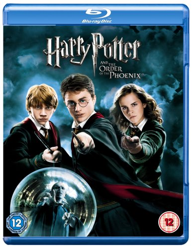 Гарри Поттер и Орден Феникса / Harry Potter and the Order of the Phoenix (2007/BDRip), HQ-ViDEO