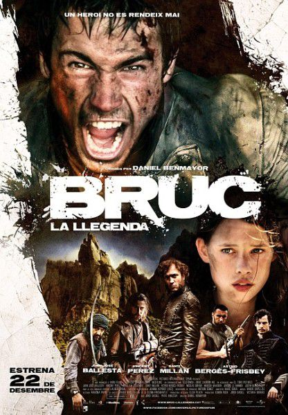 Брук. Вызов / Bruc the Manhunt / Bruc. La llegenda (2010/DVDRip)