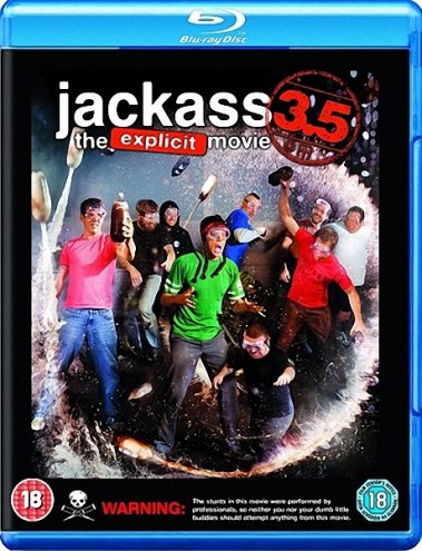 Чудаки 3.5 / Jackass 3.5 (2011/HDRip), HQRips