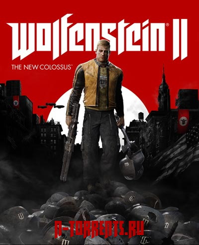 Wolfenstein II The New Colossus [20181119 + DLCs] (2017/PC/Русский), Repack от R.G. Механики