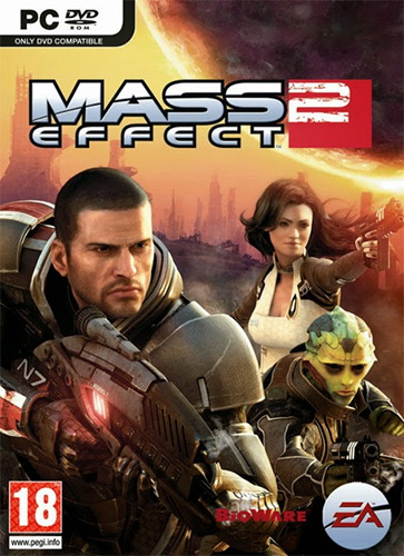 Mass Effect 2 Digital Deluxe Edition [v 1.02 + DLCs] (2010/PC/Русский), RePack от FitGirl