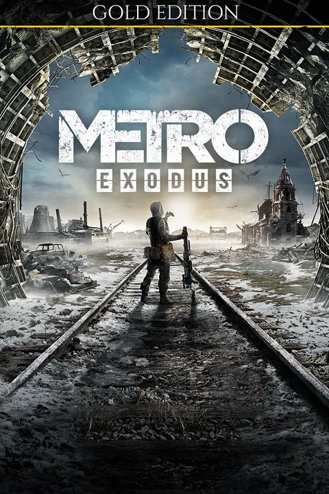 Metro Exodus - Gold Edition (2019/PC/Русский), Repack от R.G. Механики