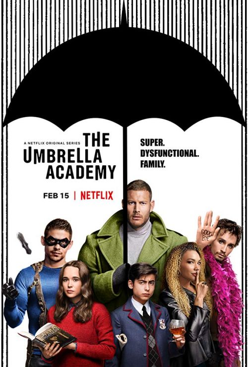 Академия «Амбрелла» / The Umbrella Academy [S01] (2019/WEB-DL) 720p, D, Пифагор