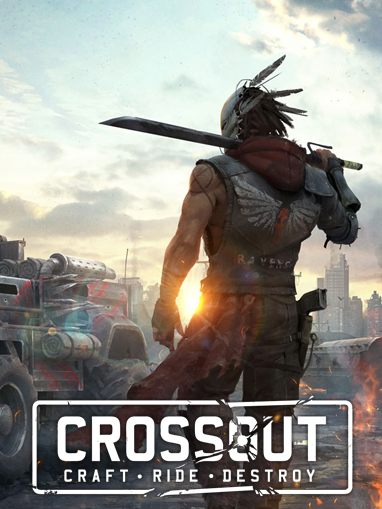 Crossout [0.11.50.144707] (2017) PC Online-only