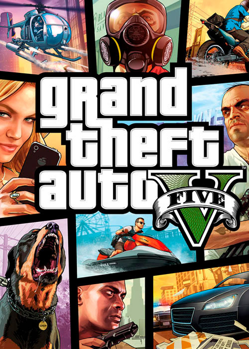 GTA 5 / Grand Theft Auto V [v 1.0.1180.1/1.41] (2015/PC/Русский), RePack от xatab