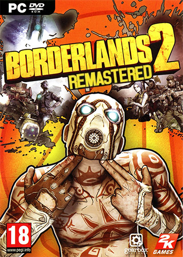 Borderlands 2 Remastered [v 1.8.5 + DLCs] (2019/PC/Русский),  RePack от xatab