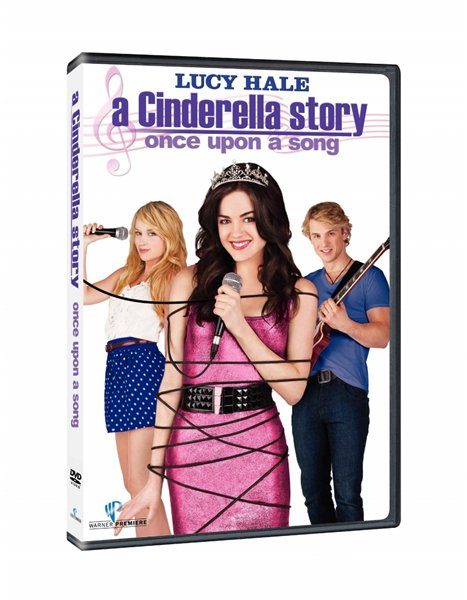 История Золушки 3 / A Cinderella Story Once Upon a Song (2011/DVDRip) | Лицензия